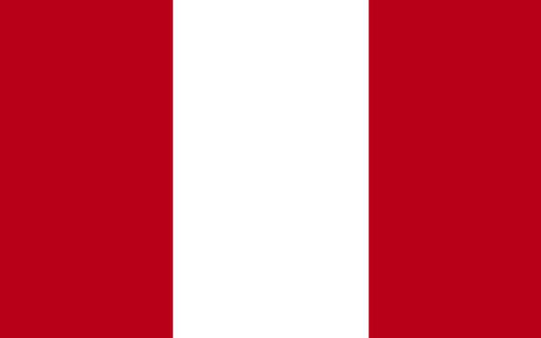 easyFly Peru Flag